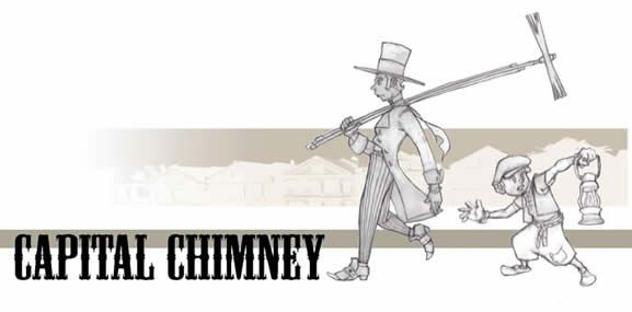 Capital chimney cartoon